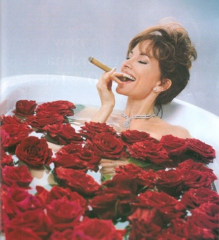 Susan Lucci. Ah Erica, no one did it like you!