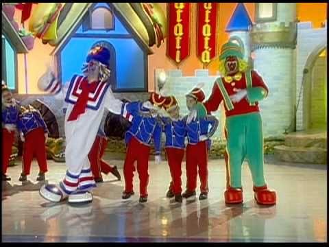 A dança do Soldadinho - Patati Patatá (DVD No Castelo da Fantasia)