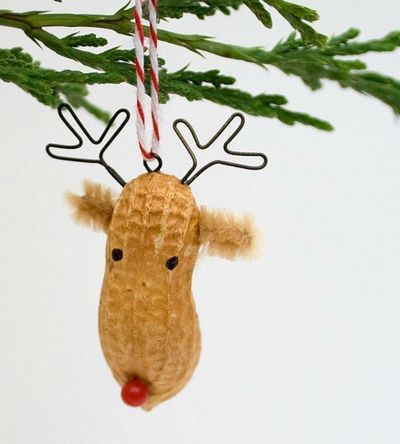 DIY xmas ornaments to make with the kids