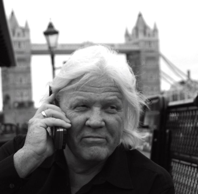 Edgar Froese - Tangerine Dream Founder