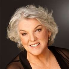 I like Tyne Daly's do...