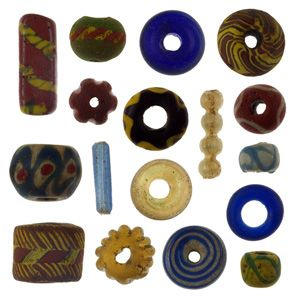 Anglo-Saxon glass beads from Eriswell From Bede to bead: The composition and origins of Early Anglo-Saxon glass beads in Britain  With James...