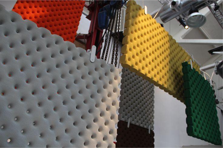 MURRAY - Felicerossi acoustic panels