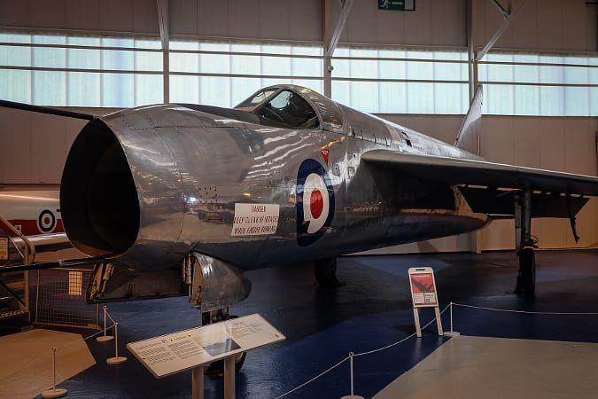 RAF Cosford EE P1