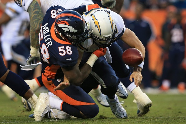 san diego chargers vs broncos - Google Search