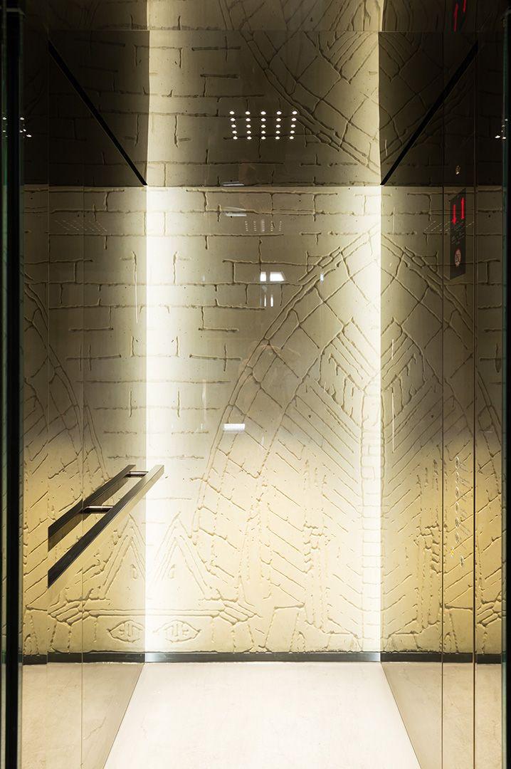 Museum für Architekturzeichnung_Kardorff Ingenieure- ELEVATOR CAB