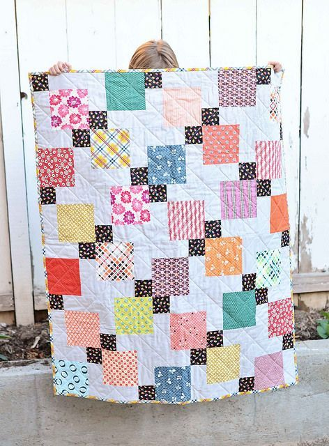 74 best Quilts - Disappearing 9 Patch images on Pinterest ... : d9p quilt pattern - Adamdwight.com