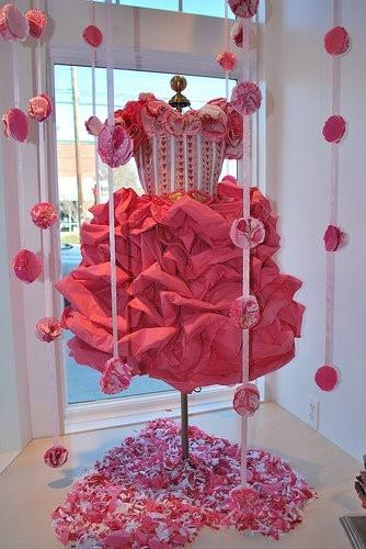 Brigitte & Stone Inspiration -www.pinterest.com/brigittenstone/ • Located at 11677 San Vicente Blvd., #111, Los Angeles • 310-935-2858 | Romantic Window display