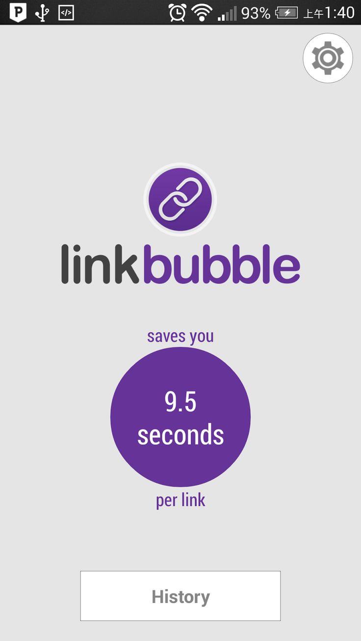Link Bubble 革命性創意的 Android App 從此改變逛網頁習慣