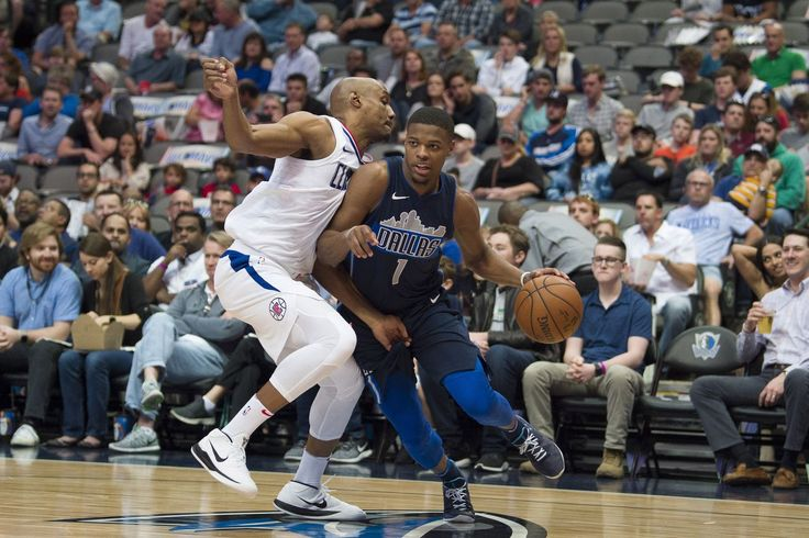 Dennis Smith Jr. has bought in to Rick Carlisle's philosophy