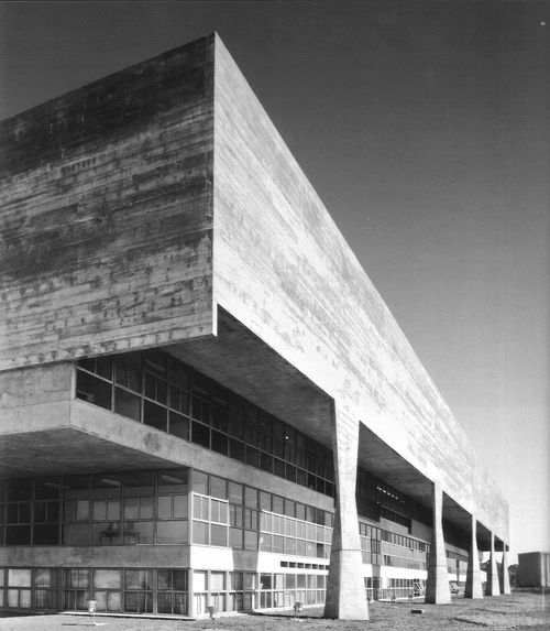 João Batista Vilanova Artigas - FAU/USP São Paulo 1962-69