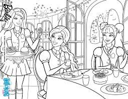 Image result for colouring in pages princess charm school