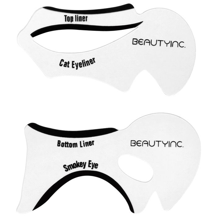Δημιουργήστε το αγαπημένο σας smokey eyes μακιγιάζ και αποκτήστε εντυπωσιακό cat eyes look με το Eye Master Stencil Kit by Beauty Inc.! Τα μοναδικά stencils για eyeliner και smokey eyes μακιγιάζ, με τα οποία μπορείτε να αποκτήσετε εύκολα επαγγελματικό αποτέλεσμα, οποιαδήποτε στιγμή!