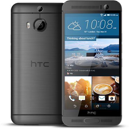 HTC One M9+ Gunmetal Gray