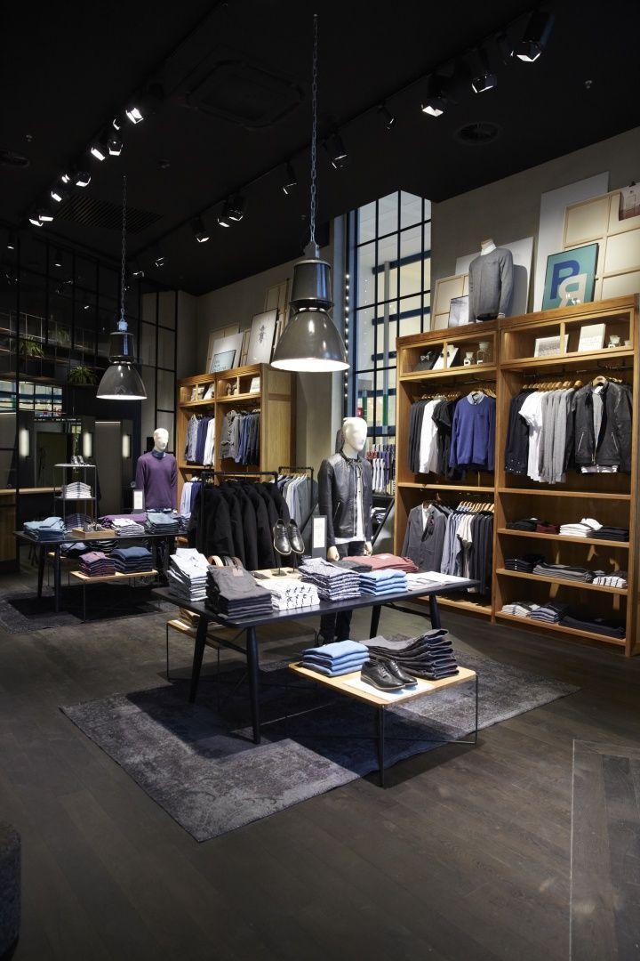 Jack and Jones store Denmark: