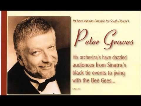 Peter Graves Florida Music Awards Hall of Fame 2018