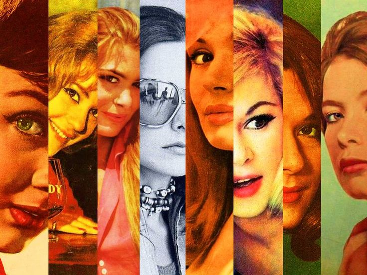 Ξένια Καλογεροπούλου, Ζωή Λάσκαρη, Μελίνα Μερκούρη, Έλενα Ναθαναήλ, Ρίκα Διαλυνά, Αλίκη Βουγιουκλάκη, Μάρθα Βούρτση & Τζένη Καρέζη.