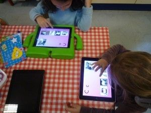 Quelles applications pour les tablettes en maternelle ? Véronique Favre, professeure des écoles à Paris, a testé en réel de très nombreuses applications pour Ipad. Voici le fruit de son travail !  #ipad #education #paris #numerique