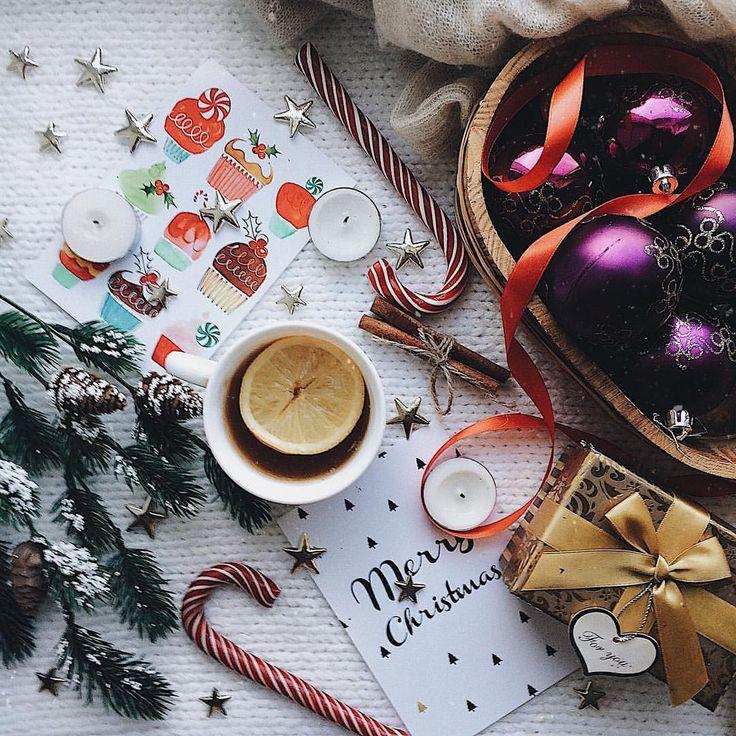 Новогодние картинки для инстаграма