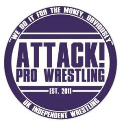 Championship Match Confirmed For Attack! Pro Wrestling 'RaffleMania' http://wp.me/p38cKk-4mb