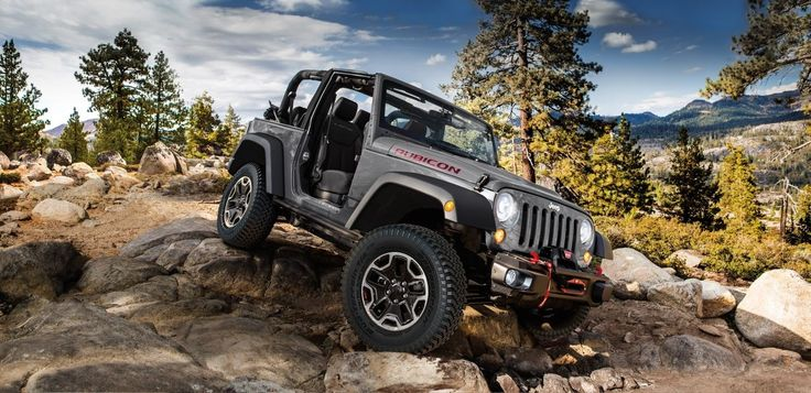 Jeep Wrangler: Which Tires Fit Your Off-roading Style?