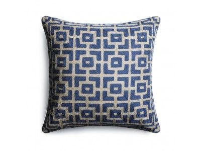 sofa.com kashmir embroidered 50x50cm in maze in sapphire  - http://www.sofa.com/shop/other-stuff/scatter-cushions/kashmir/customize/size/508/fabric/MAZSPH/