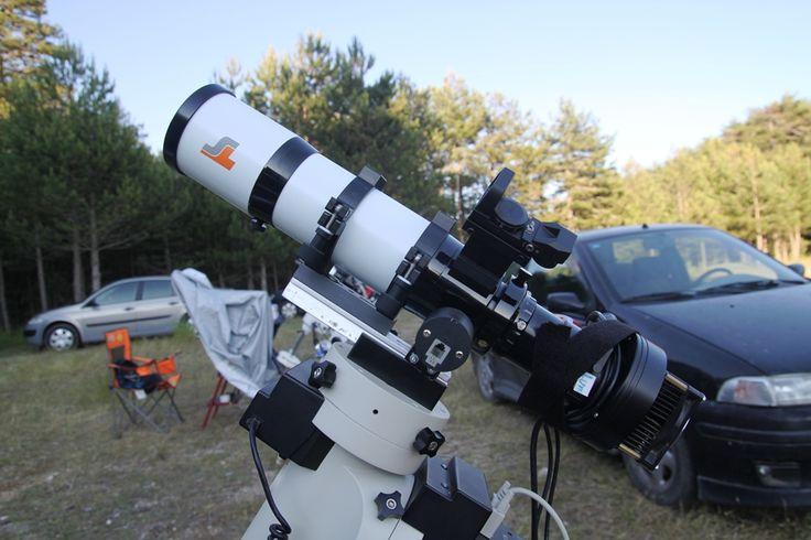 Εξοπλισμός Αστροφωτογραφίας
