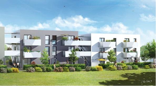 T3 Proche de Bordeaux - Loi Scellier Appartement a vendre