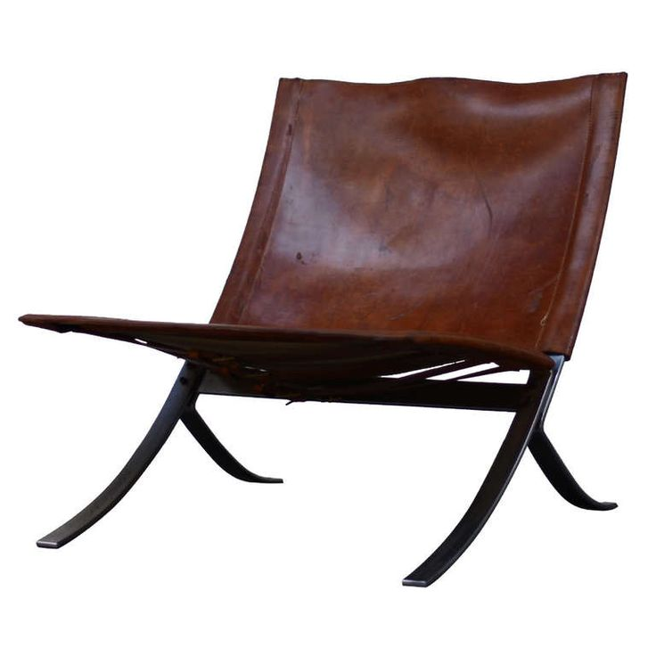 steen ostergaard leather armchair