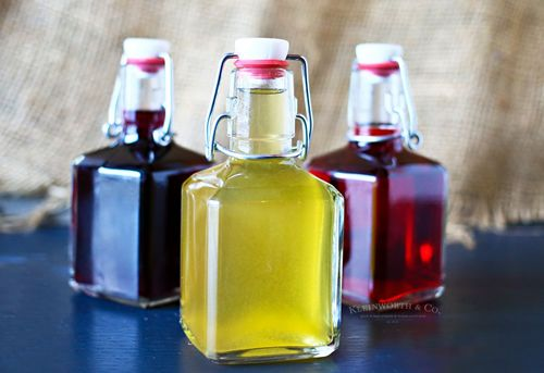 How to Make Homemade Liquors - assorted flavors... #homestead #homemade #homesteading