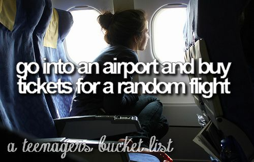 The one thats closest to bording. I want to do this with a couple of things like train rides, movies, ect.