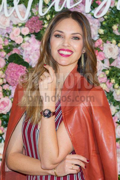 Helen Lindes Presents Olivia Burton Watches in Madrid