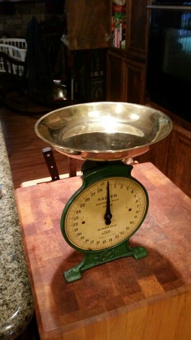 Kitchen And Postal Scale For Sale
