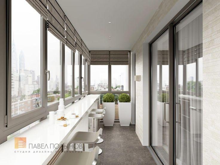 Fotos de terrazas de estilo de Студия Павла Полынова | homify
