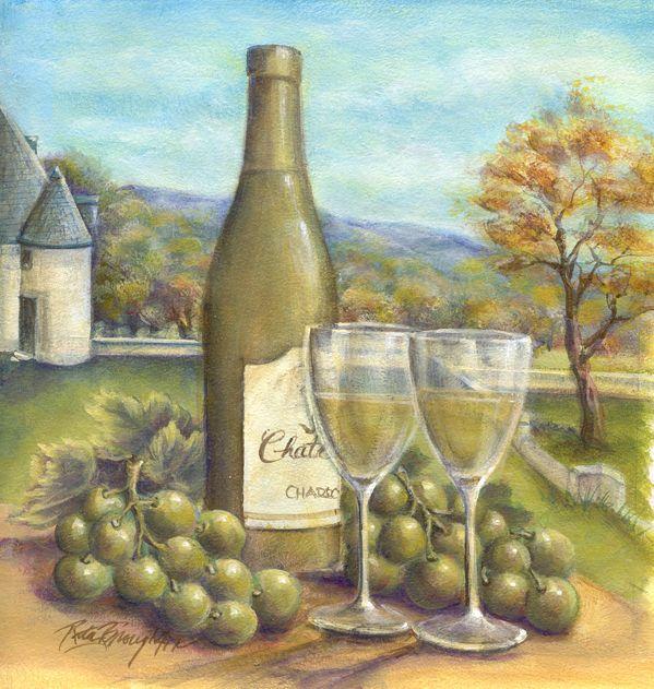 RIta Broughton/Vin Blanc