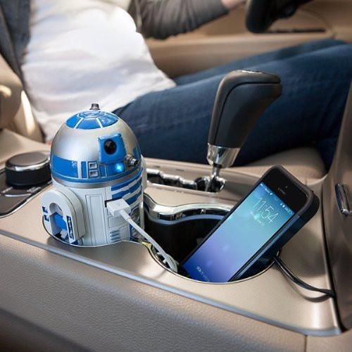Star Wars R2-D2 USB Car Charger - Free Shipping