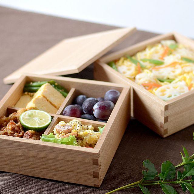 「かもめ食堂」で有名な荻上直子監督の映画「めがね」で、みんなでお弁当を食べるシーンがありましたが、 その時に使われていたのが、この松屋漆器店の重箱です。 フードスタイリストの飯島奈美さんによる美味しそうな盛り付けに気になっていたファンの方も多いのではないでしょうか。