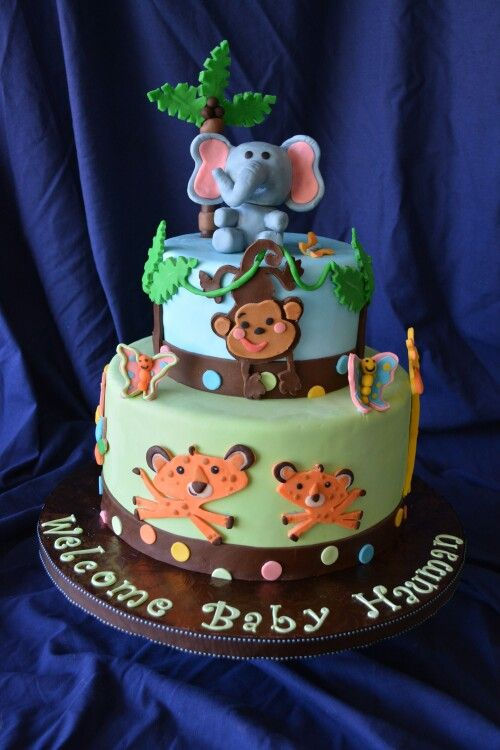 Simply sweet by helen fisher price animal safari baby for Baby shower cost