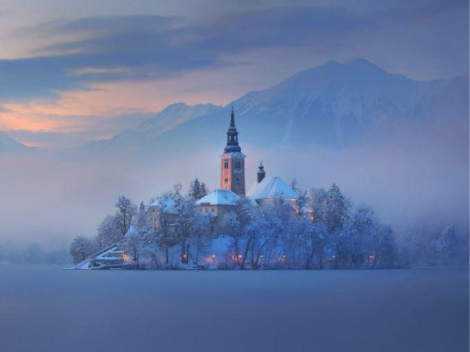 Δαλματία » Κοσμοπολίτικη Λουμπλιάνα & Πανόραμα Σλοβενίας