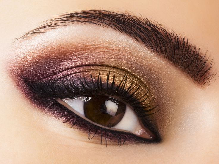 Arabic Eye Make Up And Dark Eye Make Up Smoky Eye Makeup