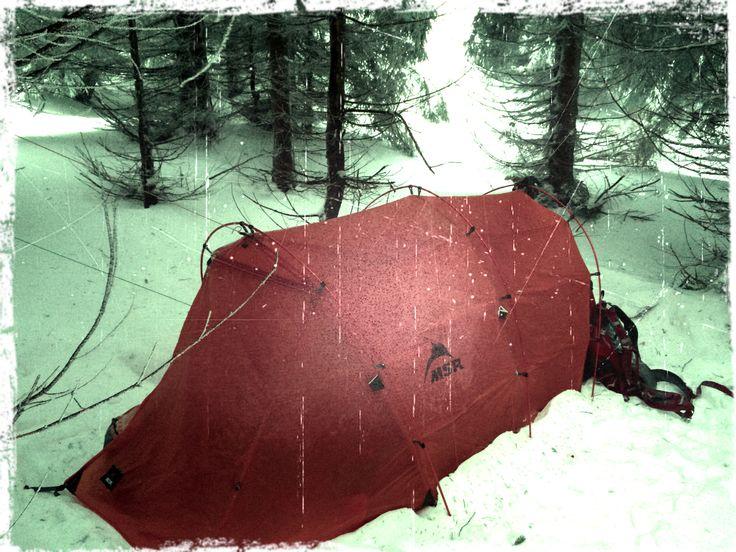 Na jednu noc se stal stan našim chladným domovem (Autor: Honza)