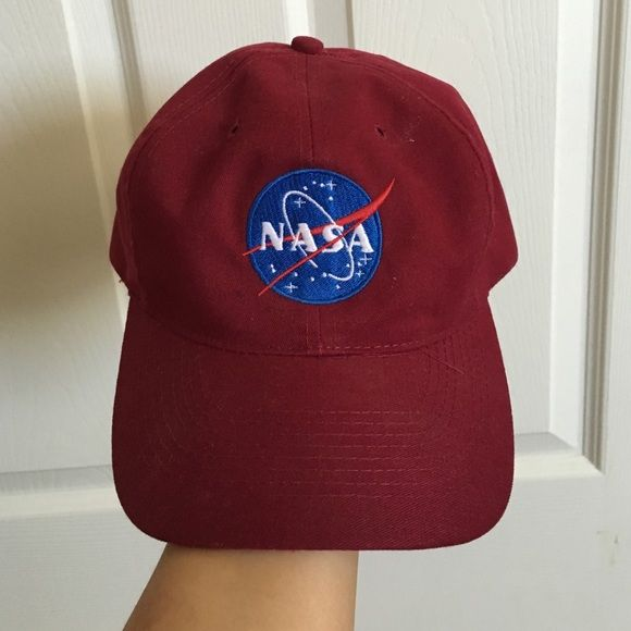 NASA hat, just like the movie Tomorrowland Great condition, like new, worn once Accessories Hats