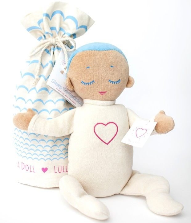 Do a happy dance, mama's, there is finally a doll that will help your kiddos fall asleep.