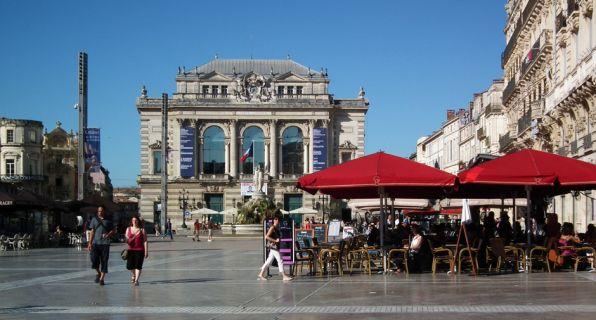 Um pouquinho sobre Montpellier, França | Rodei Viagens