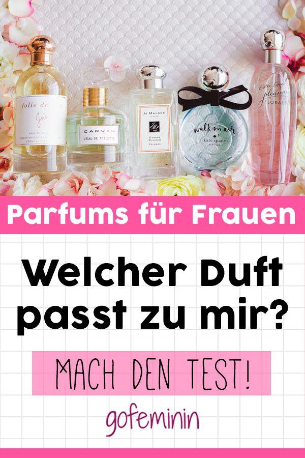 Der Parfum Test Welcher Duft Passt Am Besten Zu Dir