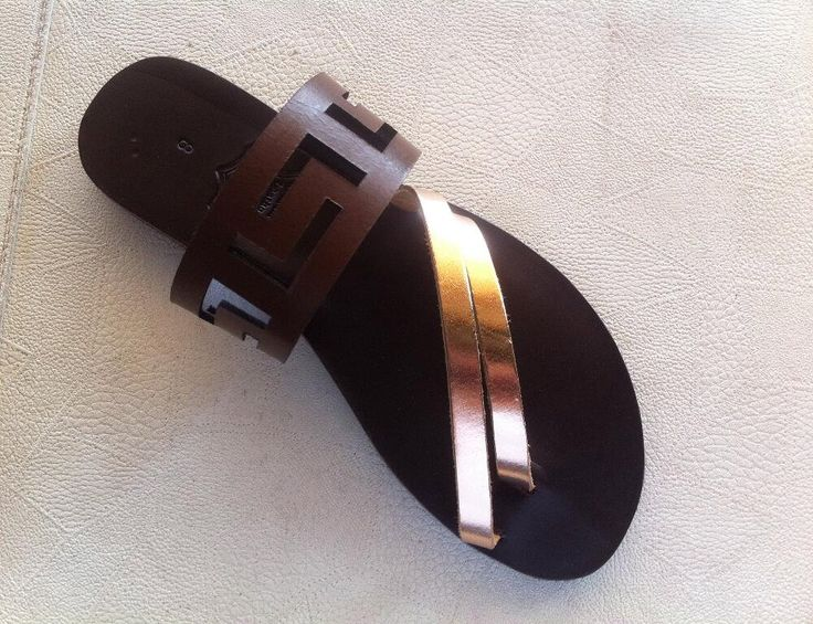 meander sandals,ancient greek sandals,leather sandals,women's shoes,greek sandals,handmade sandals,gifts by chicbelledejour on Etsy