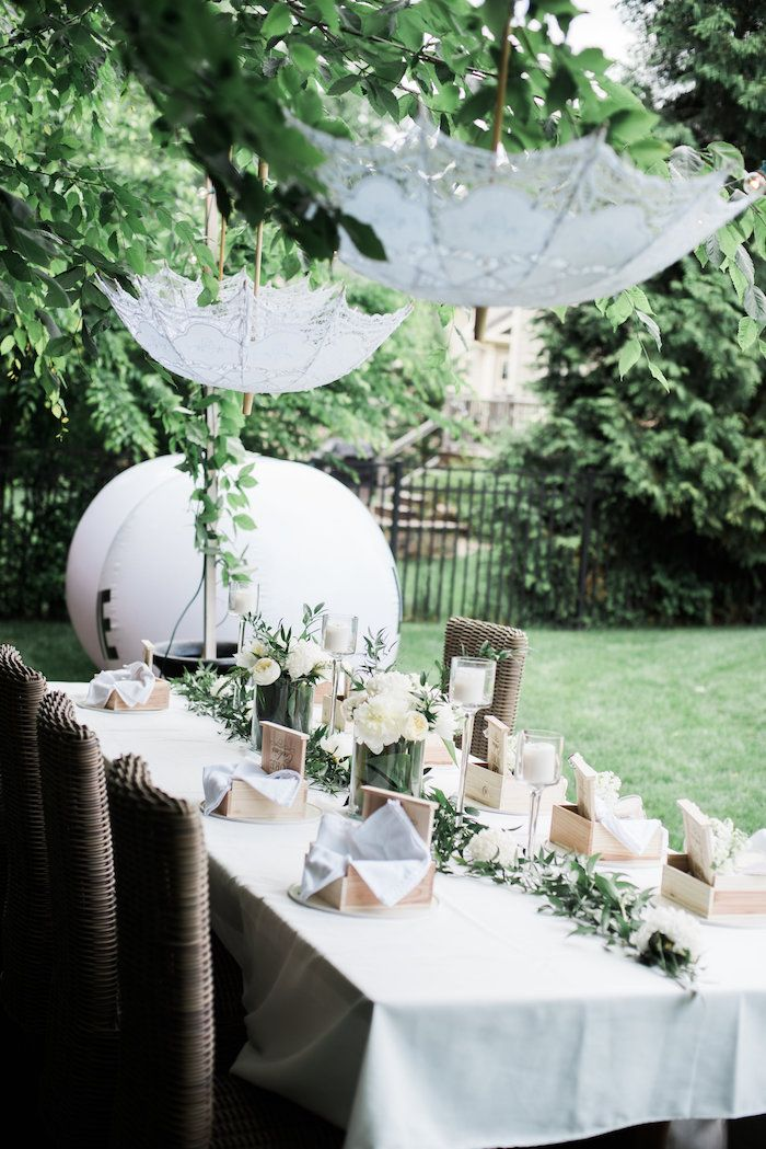 Garden Guest Tablescape From A Love Your Tribe Ladies Luncheon Party On Karas