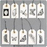 Gammal bok blir presentpåsar – Turn old book into gift bags | Craft & Creativity – Pyssel & DIY