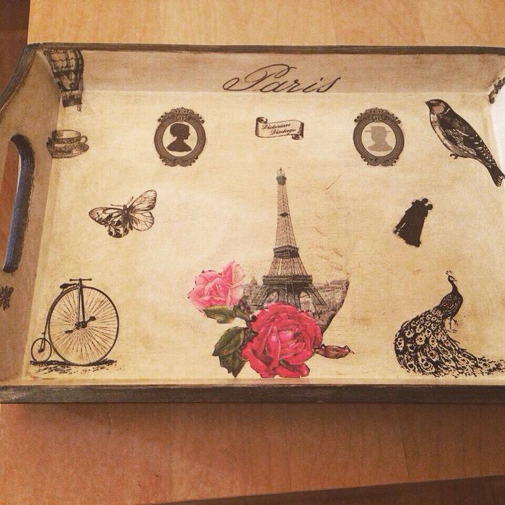 """Disc """"Paris"""""""