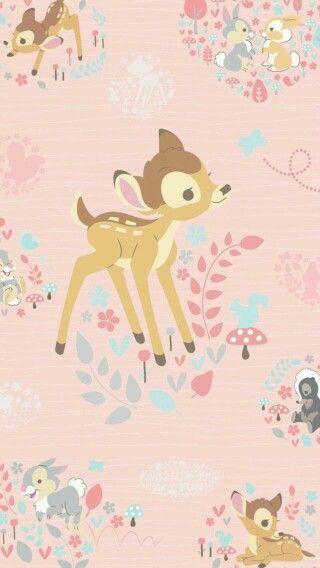 Bambi desenho fofo